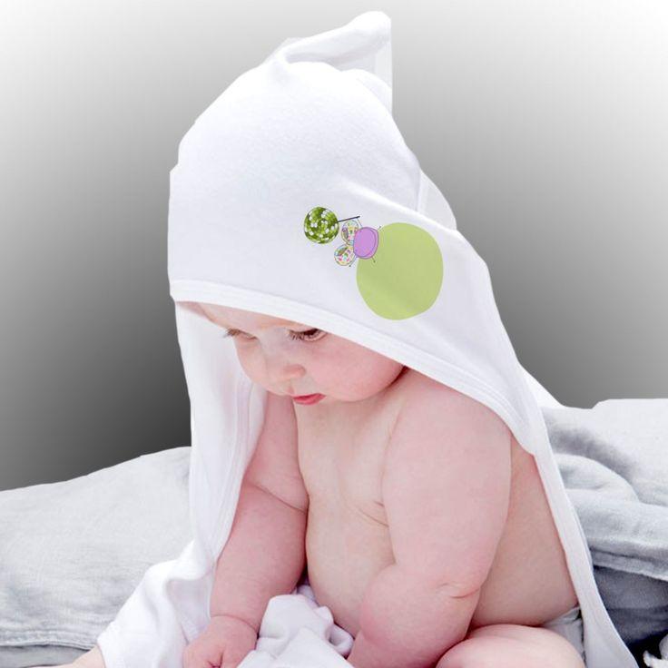Image of COPERTINA Baby - LeccaLecca</br>Col.Bianco</br>Cotone Organico</br>(GOTS®)