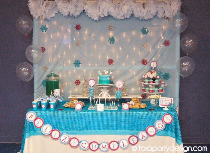 17 best images about fiestas infantiles on pinterest - Decoracion de mesa de cumpleanos ...