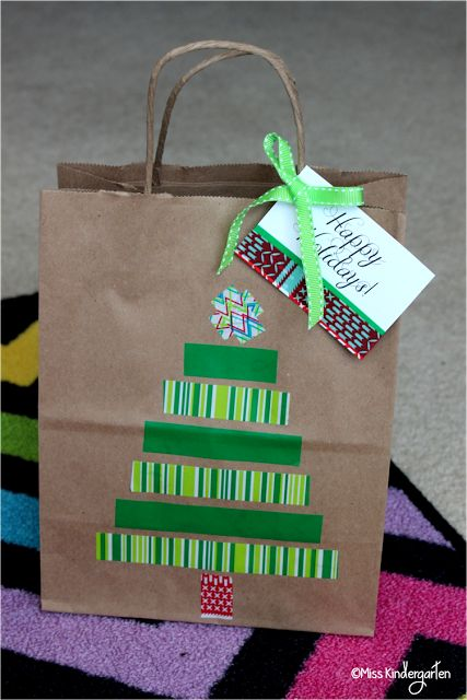 Christmas Gift Ideas For Kindergarten Parents : Best images about christmas gifts cards wrapping