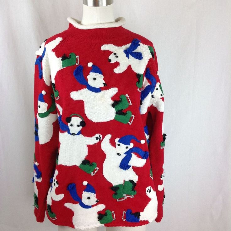 35 best Ugly Christmas Sweaters images on Pinterest   Christmas ...
