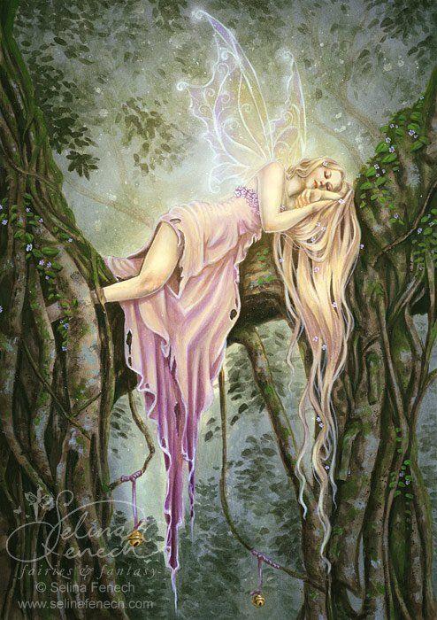 selina fenech | Selina Fenech :: Silver wolf - fantasy: