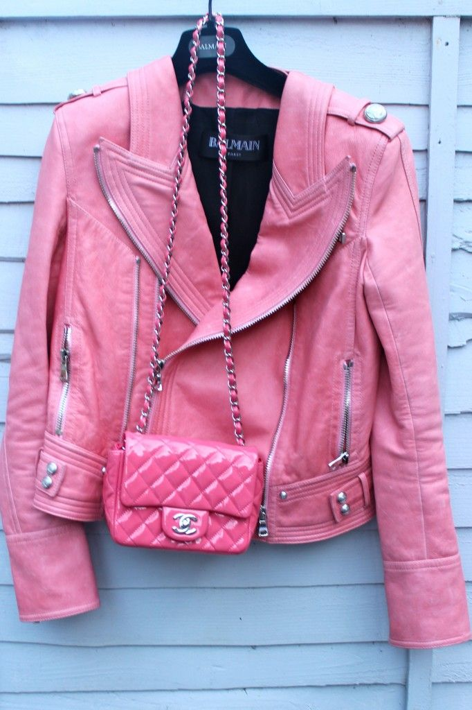 """Balmain Candy and Baby Chanel """"Pink"""" By Chouquette ♥"""