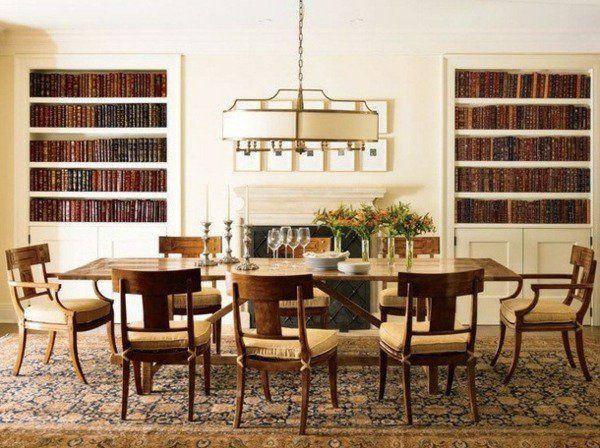 107 ides pour une salle manger moderne