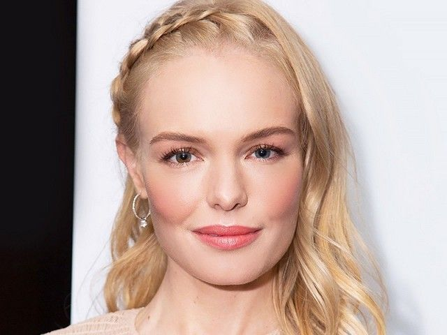 Look of the Day: Kate Bosworth's Grecian Side Braid