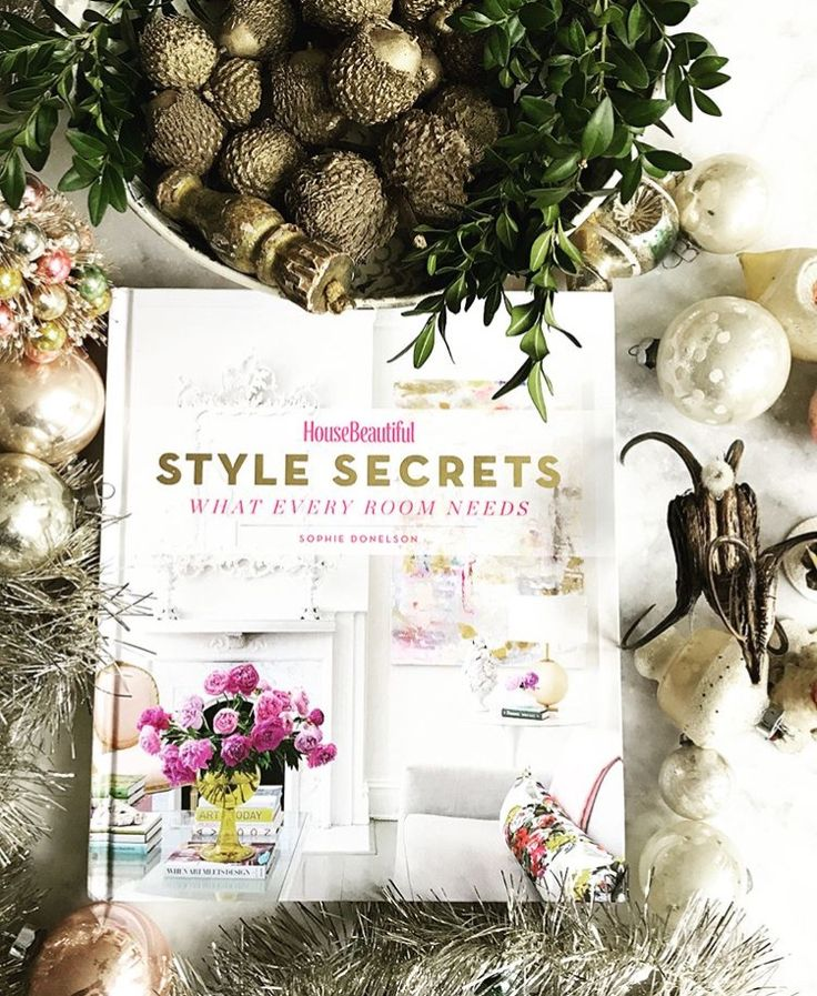 Housebeautiful Style Secrets What Every Room Needs New Book