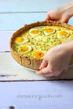 Wielkanocna tarta