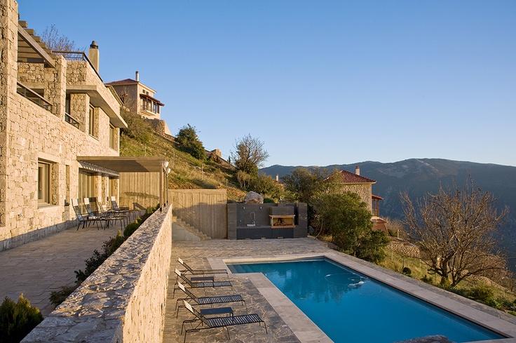 #Elafivolia #Arahova #suites #Parnassos #Greece
