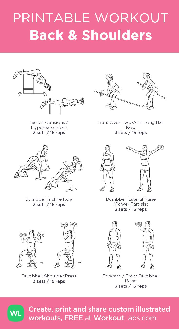 This is an image of Dashing Printable Exercise Routines