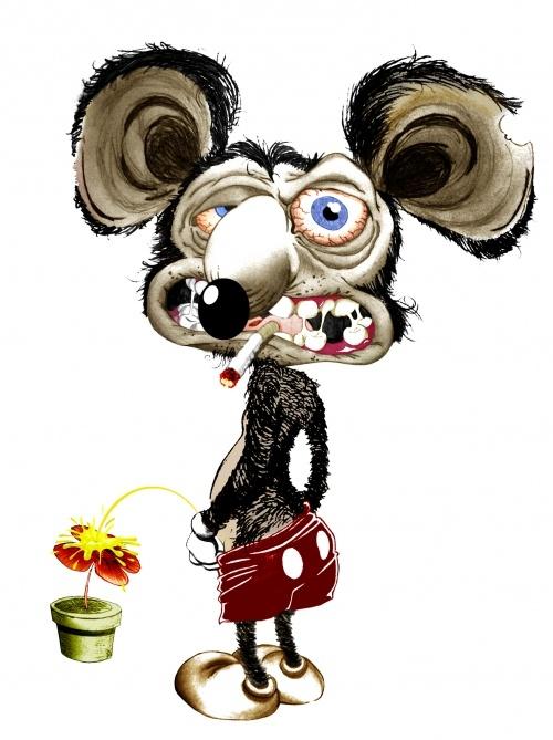 Mickey by Mario Guerreiro