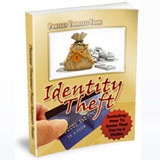 Protect Yourself From Identity Theft - this 68 page ebook of solid information: Discover: * how the crooks get your information * how to know that you're already a victim * what to do first * resolve specific problems * how to correct your credit report * sample letters and sample affadavit * how to avoid becoming a victim * how to stay safe online * important contact information, and * an information checklist. With PLR rights.#plr