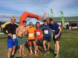 Sox 3 day trail race - A race for the books!