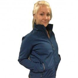 Slate Blue Montana Jacket, super comfy and warm