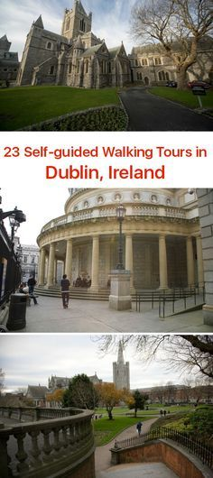 the city of Dublin is a gateway to the Emerald Island of Ireland where the greens are greener and the strong words are softly spoken.