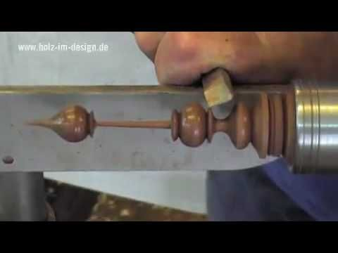 Wiedemann Drechsler Meissel - drechseln woodturner woodturning - YouTube