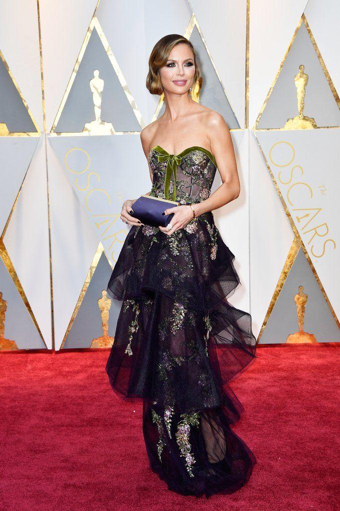 Oscars Red Carpet Dresses 2017 | POPSUGAR Fashion Photo 40  Georgina Chapman