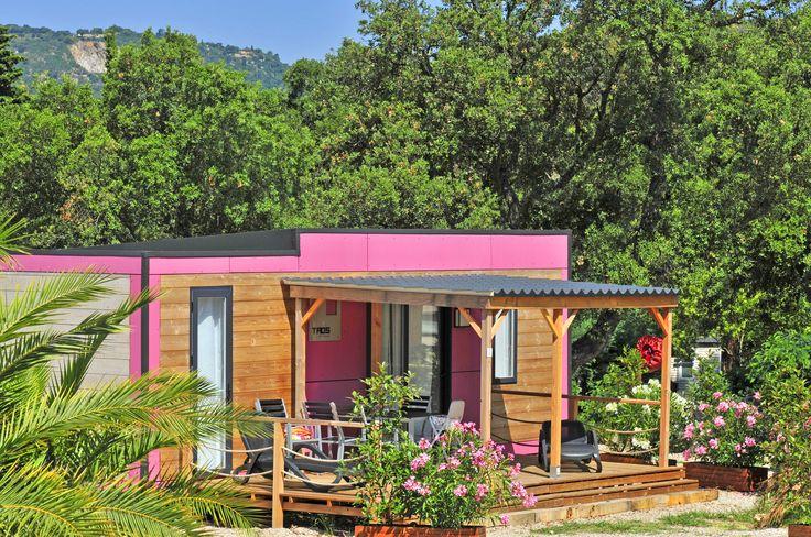 Camping**** Domaine des Naïades - Grimaud #Camping #Var #Mobilhome #Grimaud #PortGrimaud