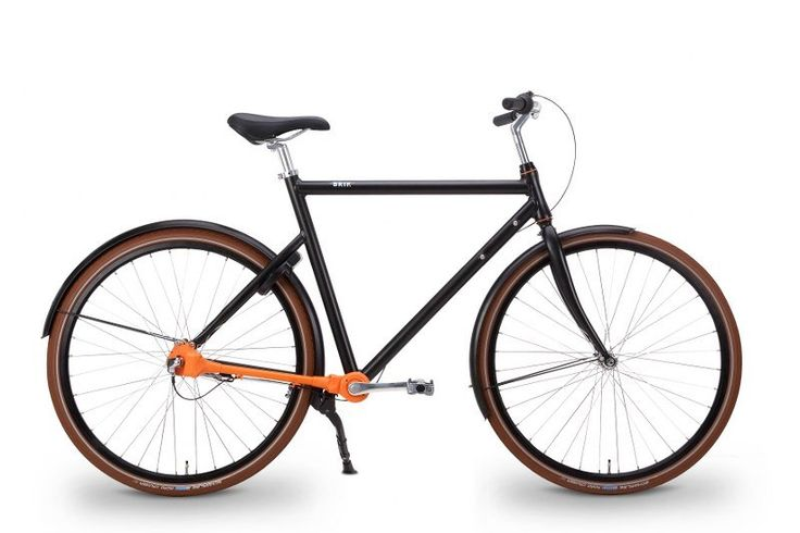 Nederlandse fiets zonder ketting - Manify.nl   Manify Yourself!