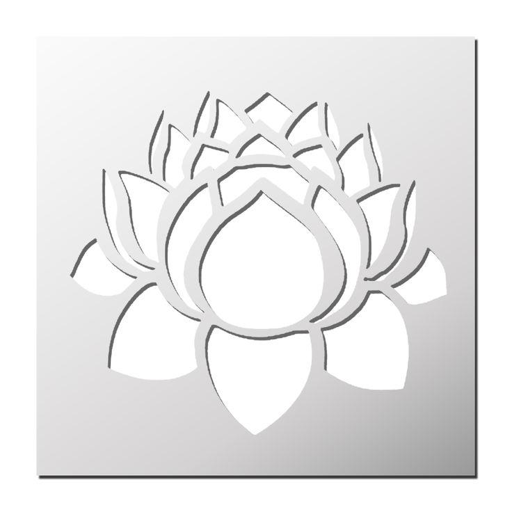 25 best ideas about pochoir fleur on pinterest fleur - Pochoir deco gratuit a imprimer ...