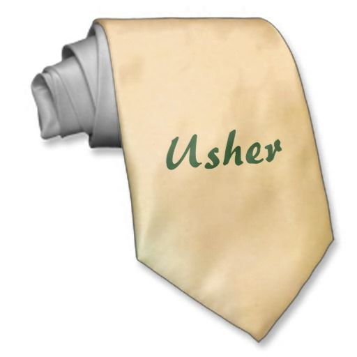 Harvest Willow USHER Tie ~ New wedding collection