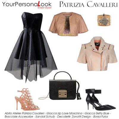 yourpersonalook: Come indossare un abito nero per un'occasione spec...