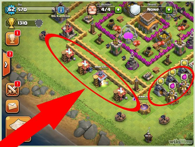 9 best clash of clans images on pinterest base town hall and farming how to save resources on clash of clans wikihow publicscrutiny Image collections