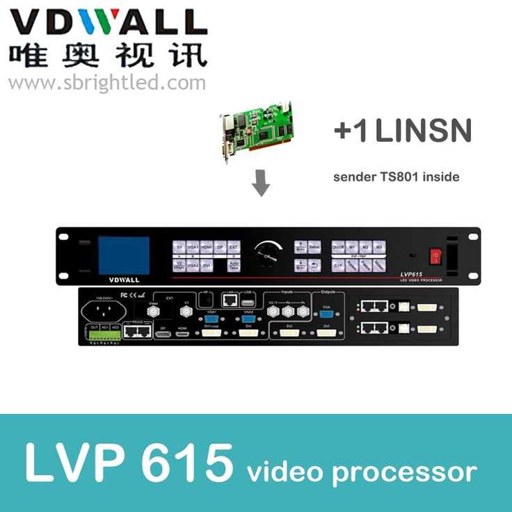 880.00$  Watch here - http://aliws9.worldwells.pw/go.php?t=32779882002 - freeship vdwall lvp615 and 1 pc linsn ts802 video processor scaler PRICE led video wall controller transmitting card led 880.00$