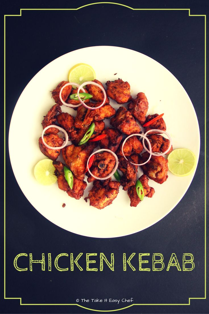 Unpaid Review - Eastern'S Kebab Masala This chicken kebab recipe is part of an unpaid, unbiased product review, and the first of its kind on this blog. I love kebabs. I don't mind indulging in fried chicken kebabs once in a while!
