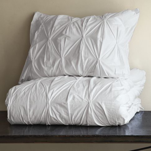 modern master bedroom with threshold seersucker duvet cover set | 34 best images about duvet covers on Pinterest ...