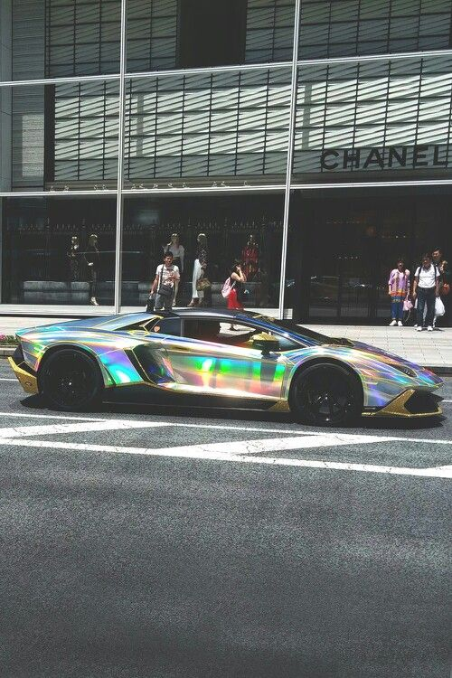 Luxury Lamborghini nice!