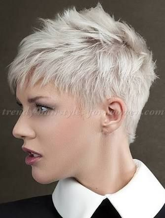 funky short hairstyles 2016 - Google Search                              …