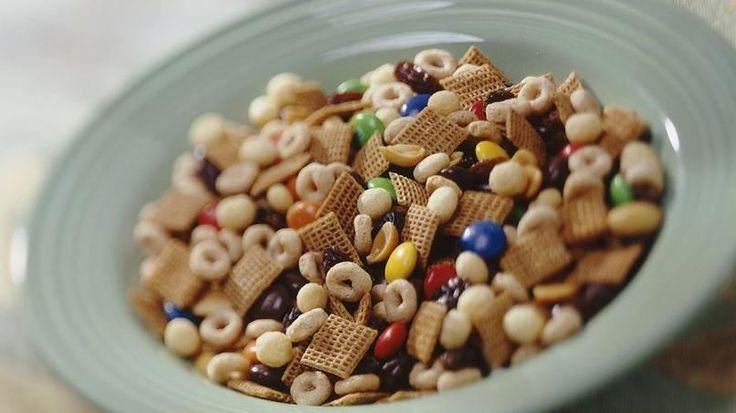 Mezcla de cereales Cheerios buena para el corazón - QueRicaVida.com