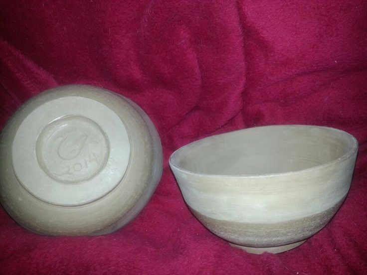 How do you tell if you have one of my original pieces? By the marking, of course! J- Pottery by J- in Sydney Australia
