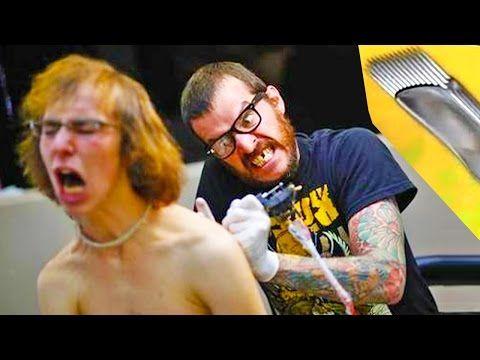 Most painful tattooing. Yakuza TATTOO (TEBORI) || Blood and Tattoos #5 - YouTube