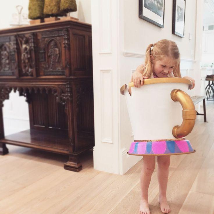 DIY Chip Costume via Lilyshop Blog by Jessie Jane