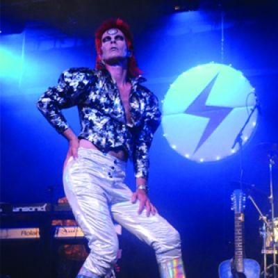 Absolute Bowie Sat 21 Dec 2013 Absolute Bowie returns to Brighton performing all the classic Bowie songs from the Ziggy Stardust era right through to the Thin White Duke eras. Expect to hear songs from 'Space Oddity', 'Changes', 'Jean Genie' to 'Modern Love', 'Sound and Vision' and many more. This is a must see show for any David Bowie fan...  Tickets £13.50 +bf. Click the image above to buy now.