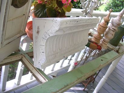 Diy Craft Projects Using Old Ceiling Tin Tiles Trash To