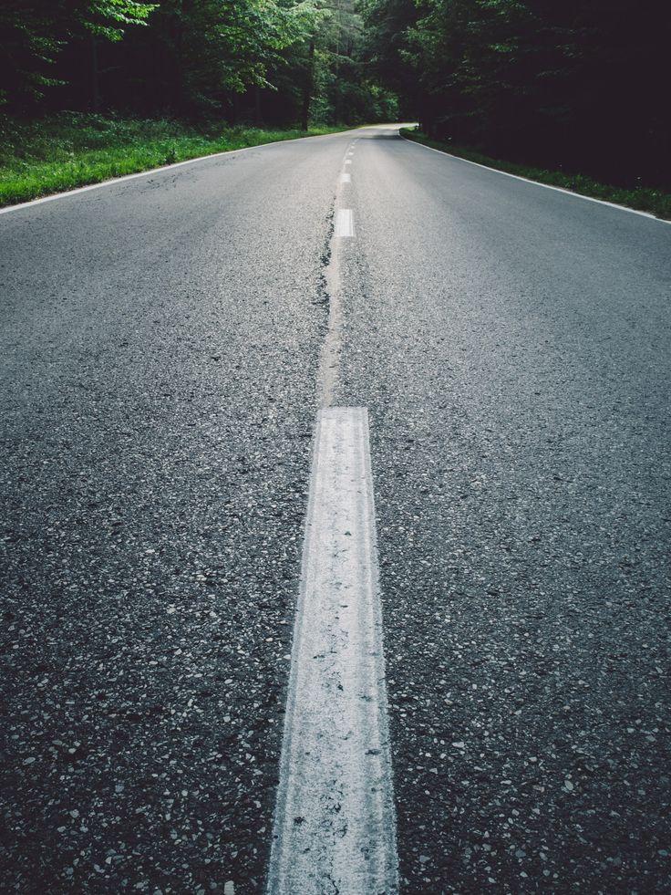 Road, street, way, asphalt
