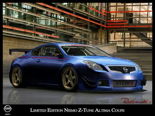 Pin By J S On Nissan Sports Car Pinterest Altima And Cars