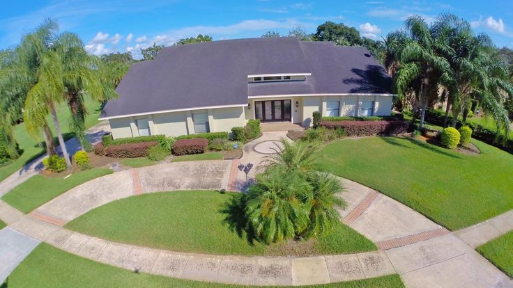 orlandovirtualtours.net | (407) 734-0102 Bay Hill golf course view, Orlando | Aerial Video | Real Estate Marketing