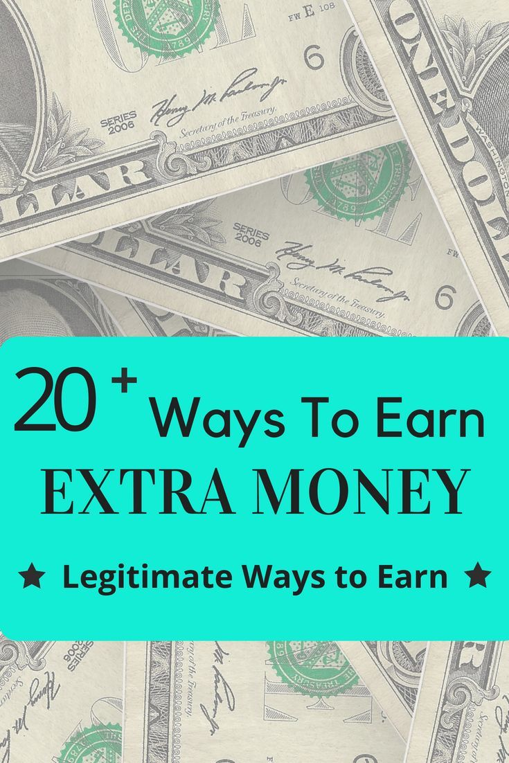 25+ Legitimate Ways to Earn Extra Money – Work From Home