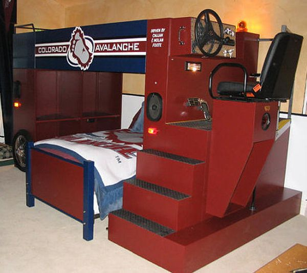 How To Make A Zamboni Bed