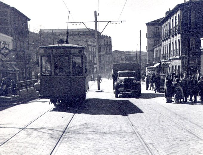 www.madridantiguo.org  Barrio de Tetuán, 1950