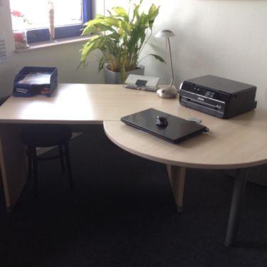 Schreibtisch und Büroschränke in Leipzig - Alt-West | Büromöbel gebraucht kaufen | eBay Kleinanzeigen