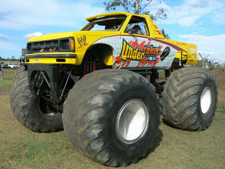 Best Monster Trucks For Sale Ideas On Pinterest Tractor