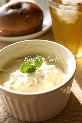 「ハニー&くるみのクリームチーズ」uzukaji | お菓子・パンのレシピや作り方【corecle*コレクル】