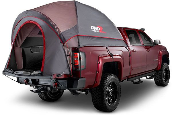 ProZ Premium Truck Tent in stock now! Lowest Price Guaranteed. Free Shipping & Reviews! Call the product experts at 800-544-8778.