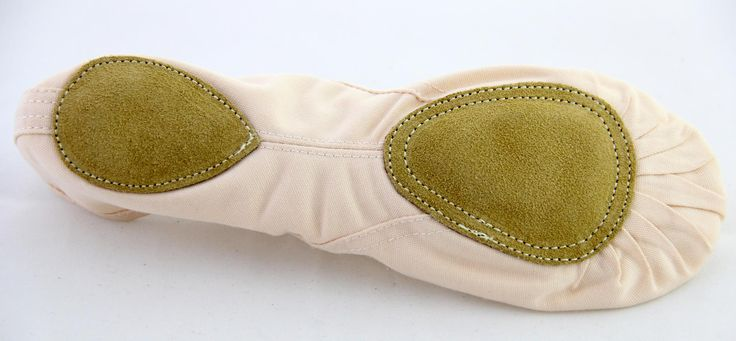 flesh  canvas  ballet  slippers  shoes