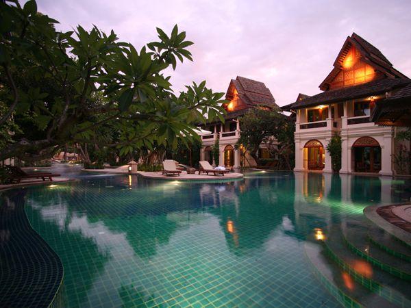 Khum Phaya Resort & Spa, Centara Boutique Collection: