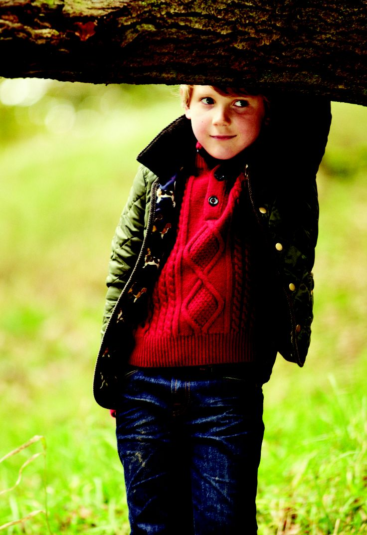 Barbour Kids - www.countryhouseoutdoor.co.uk