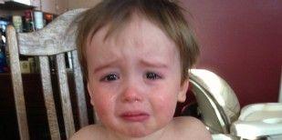 息子の泣き顔を集めたパパのブログ「うちの子が泣いてるワケ」が海外で話題沸騰中